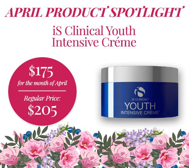 April Product Spotlight