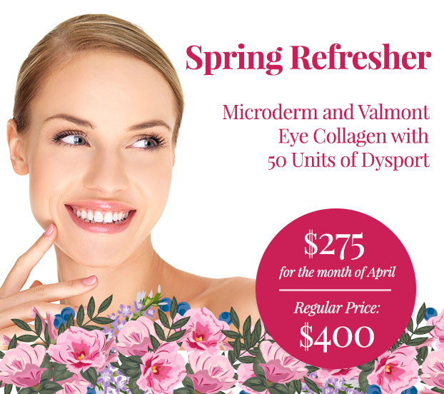 Spring Refresher Special